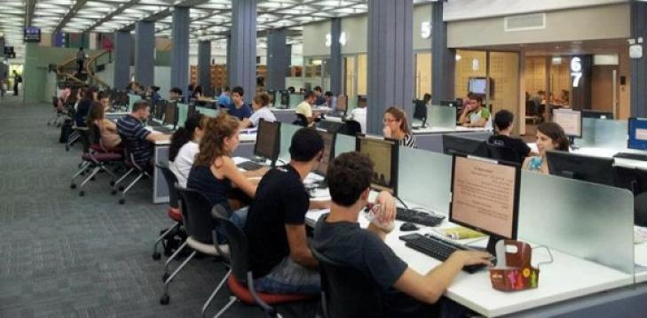 Libraries in Tel Aviv University